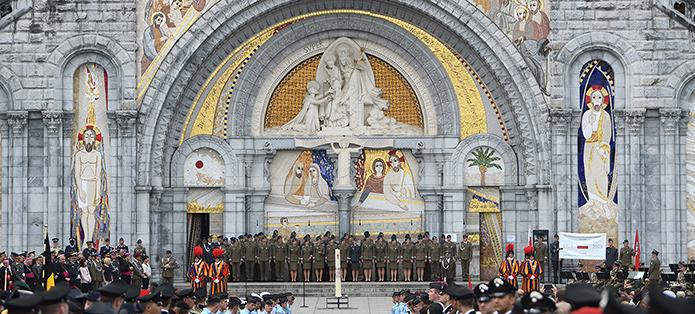 Pilgrimage | Warriors to Lourdes